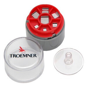 Individual Weights up to 500mg include a Polypropylene Case. Weights from  1g to 2kg include a Polycarbonate Case. Weights from 4kg to 30kg include a  ...