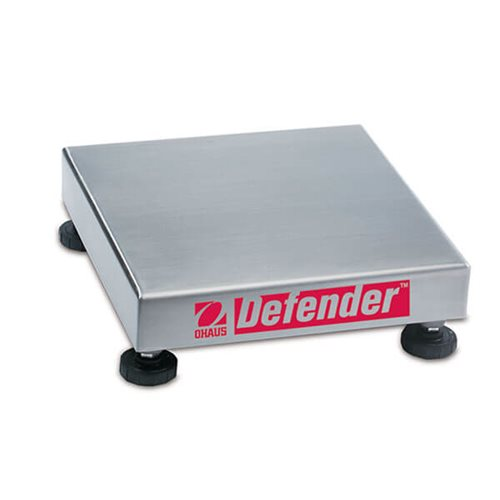 Ohaus D5WQS Defender 5000 Stainless Steel Base